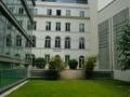 Bürogebäude Paris